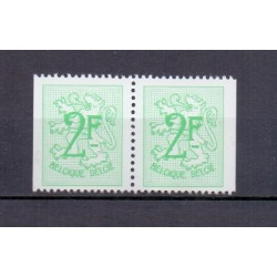 België 1972 n° 1657d**...