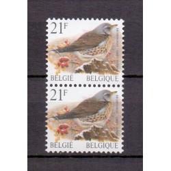 België 1998 n° 2792a**...