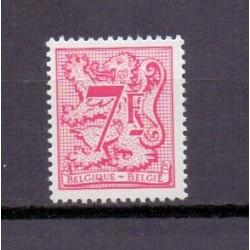 België 1982 n° 2051P7**...