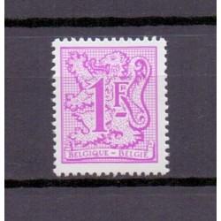 België 1982 n° 1850P7**...