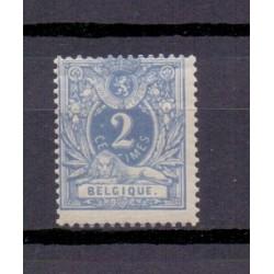 Belgium 1880 n° 27B** mnh...