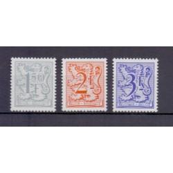 België 1982 n° 1902/04P7**...