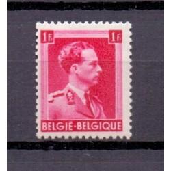 Belgium 1940 n° 528b** mnh...