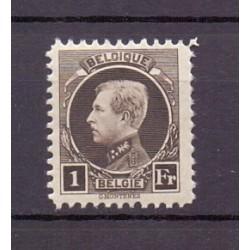 België 1922 n° 214B**...