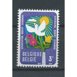 België 1974 n° 1707P2**...