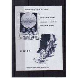 Belgique 1969 n° BL46 oblitéré