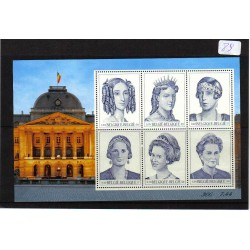 Belgium 2001 n° BL89 used