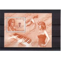 België 2001 n° BL90 gestempeld