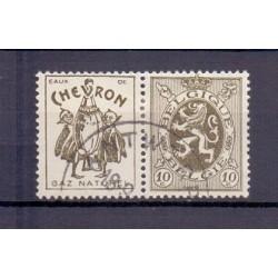 België 1929 n° PU7 gestempeld
