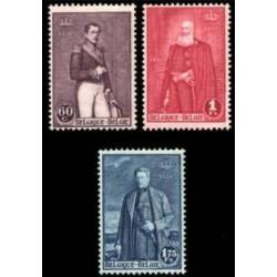 Belgium 1930 n° 302/04** MNH