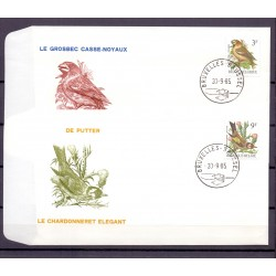 België 1985 n° 2189/90FDC...