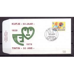 Belgium 1979 n° 1944FDC tintin
