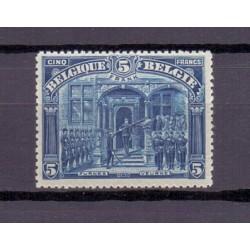 België 1919 n° 148a**...
