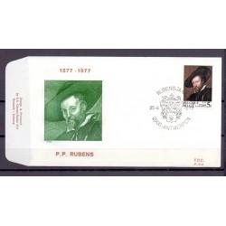 België 1977 n° 1860FDC...