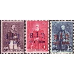 Belgium 1930 n° 305/07** MNH