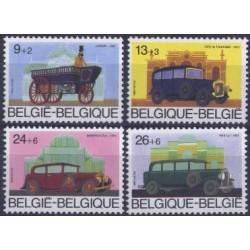 Belgium 1986 n° 2232/35** MNH