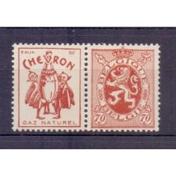 België 1929 n° PU41** postfris