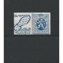 Belgium 1929 n° PU33** mnh...