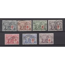 Belgium 1934 n° 394/00 used