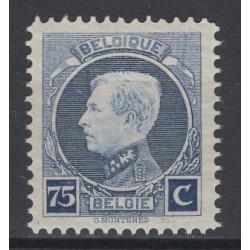 België n° 213B** postfris...