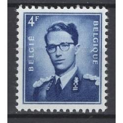 België 1953 n° 924b**...