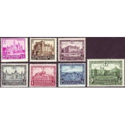 Belgium 1930 n° 308/14** MNH