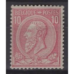 België 1884 n° 46** postfris