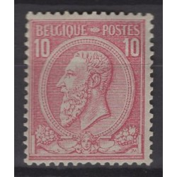 Belgium 1884 n° 46** mnh
