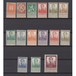 België 1912 n° 108/22**...