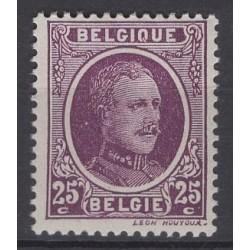 België 1922 n° 197V** postfris