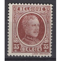 België 1922 n° 201V** postfris