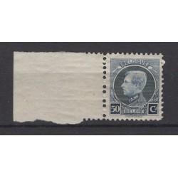 België 1921 n° 211V3**...