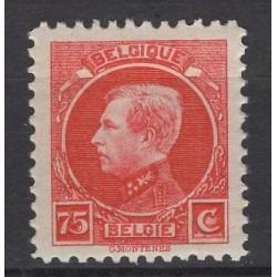 België 1922 n° 212V** postfris