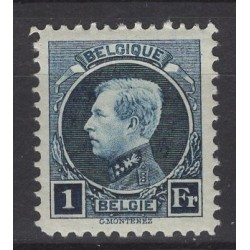 Belgium 1925 n° 215V** mnh...