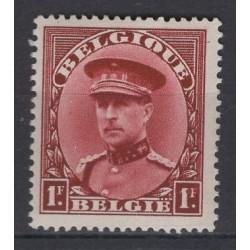 België 1931 n° 317a**...