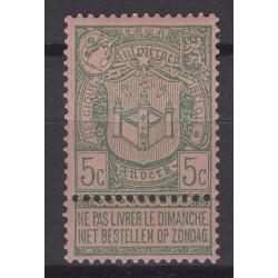 België 1894 n° 68a**...