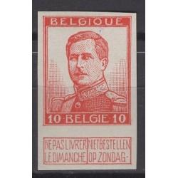 België 1912 n° 123ON**...