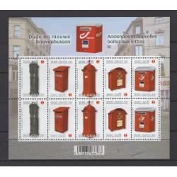België 2011 n° 4130/34VEL**...