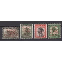 Belgian Congo 1944 n° A375...