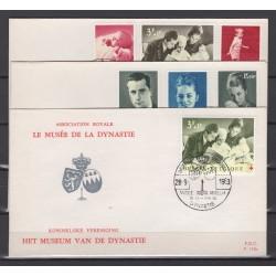 Belgium 1963 n° 1262/68FDC...