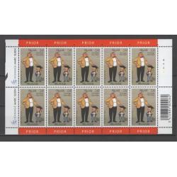 België 2002 n° 3144VEL**...