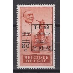 België 1949 n° 805V2**...
