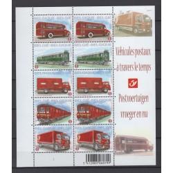 België 2010 n° 4056/60VEL**...