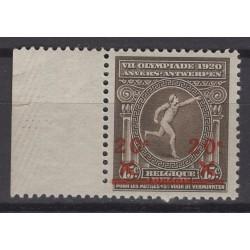 Belgium 1921 n° 186V** mnh