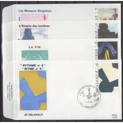 België 1984 n° 2141/44FDC C21
