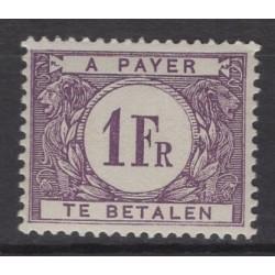 België 1932 n° TX43a**...