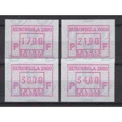 België 2000 n° ATM101SET**...