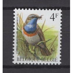België 1992 n° 2321P7b**...