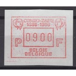België 1986 n° ATM61**...