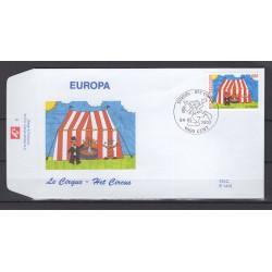 België 2002 n° 3071FDC Europa